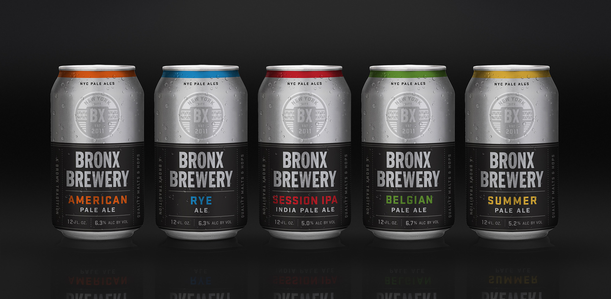 Bronx Brewery Family